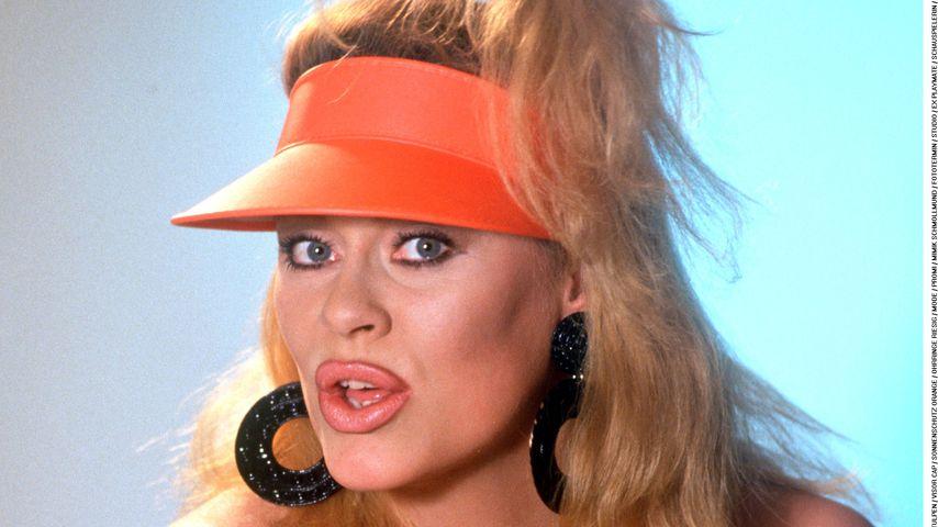 Bea Fiedler im Jahr 1987