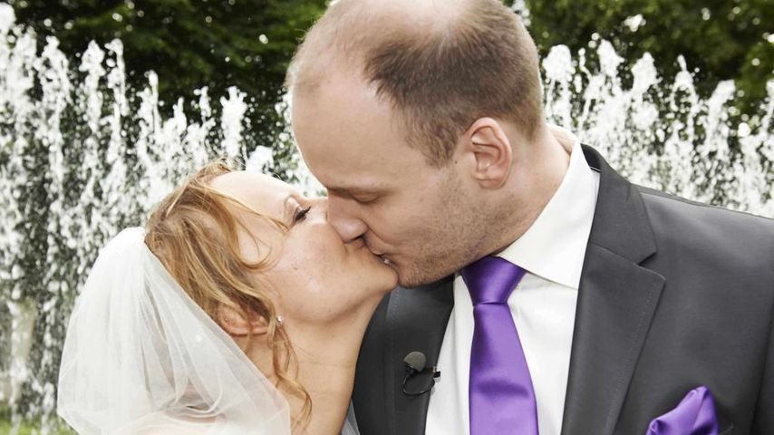"""Bea und Tim, Paar aus """"Hochzeit auf den ersten Blick"""""""