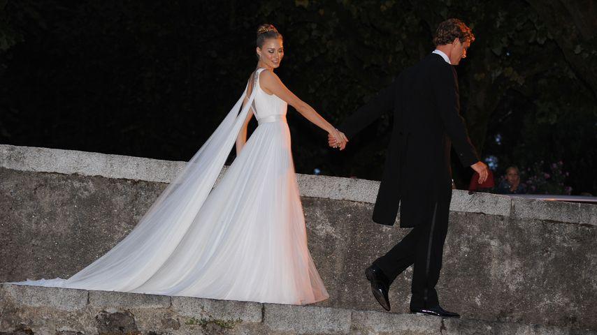 Beatrice Borromeo mit Ehemann Pierre Casiraghi