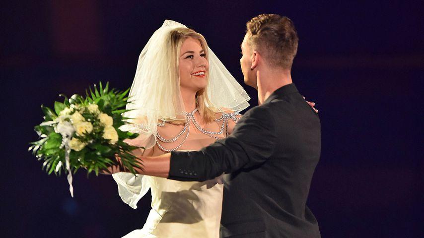 Autobiographisch: Beatrice Egli als Braut im Musik-Clip!