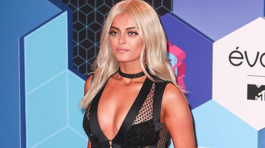 Sängerin Bebe Rexha bei den MTV EMAs 2016