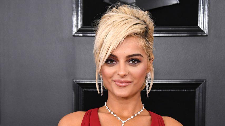 Bebe Rexha bei den Grammys 2019
