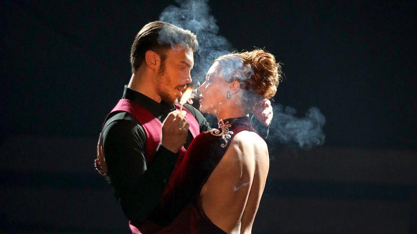 Bela Klentze und Oana Nechiti im Mai 2018