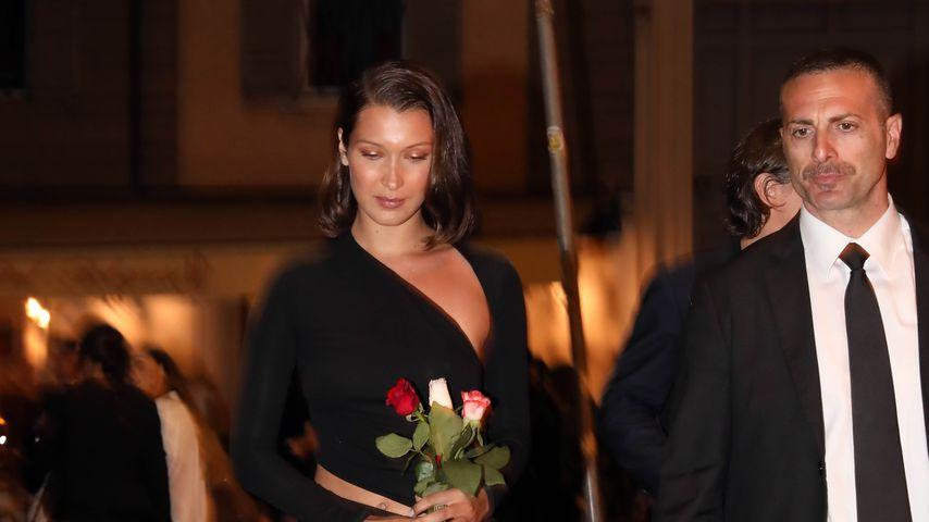 Bella Hadid in Rom