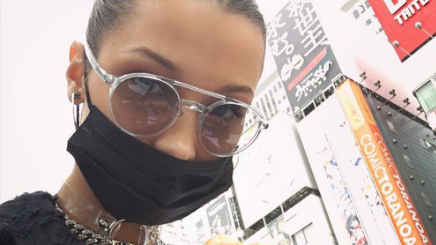 Bella Hadid in Japan