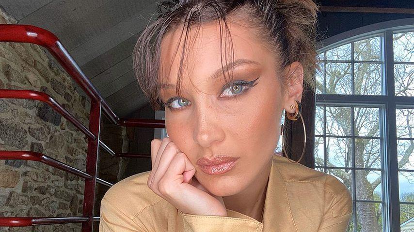 Bella Hadid, 2020