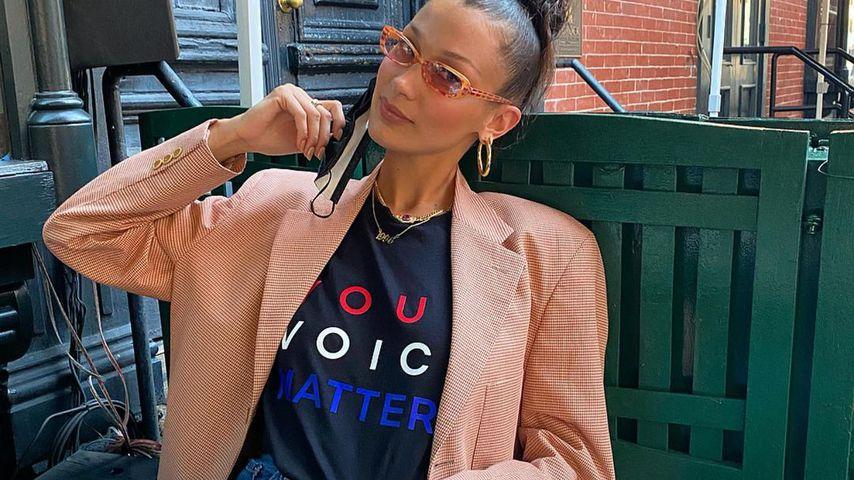 Bella Hadid im September 2020