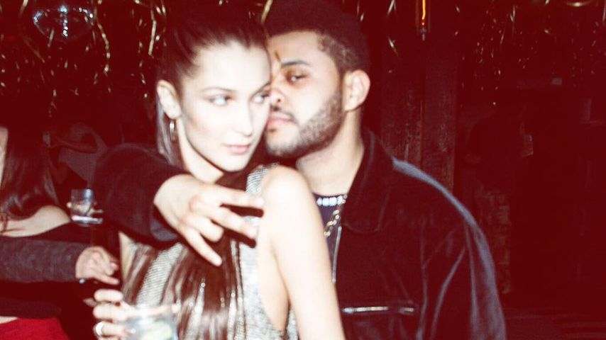 Bella Hadid und The Weeknd