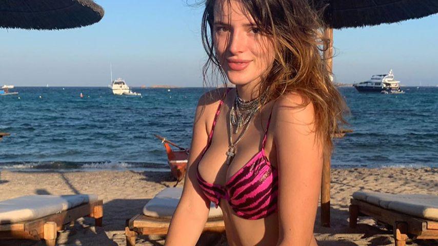 Zum 22. Geburtstag: Heiße Bikini-Grüße von Bella Thorne!