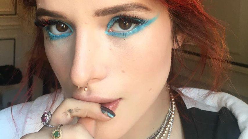 Bella Thorne: Traum von totem Vater bringt sie zum Weinen
