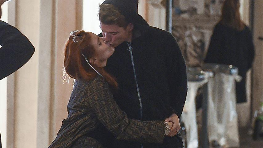 Megaverliebt! Bella Thorne und ihr Freund turteln durch Rom