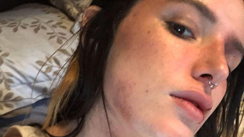 Bella Thorne für Halloween 2019