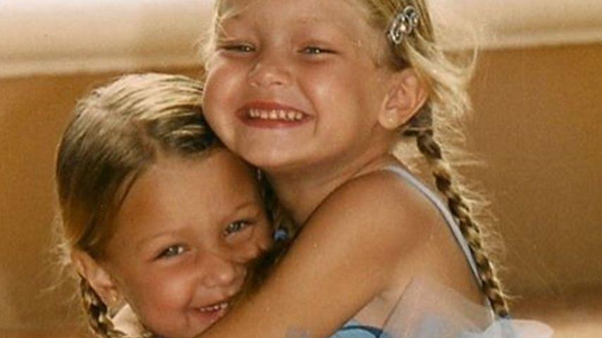 Model-Throwback: So süß waren Bella und Gigi Hadid früher!