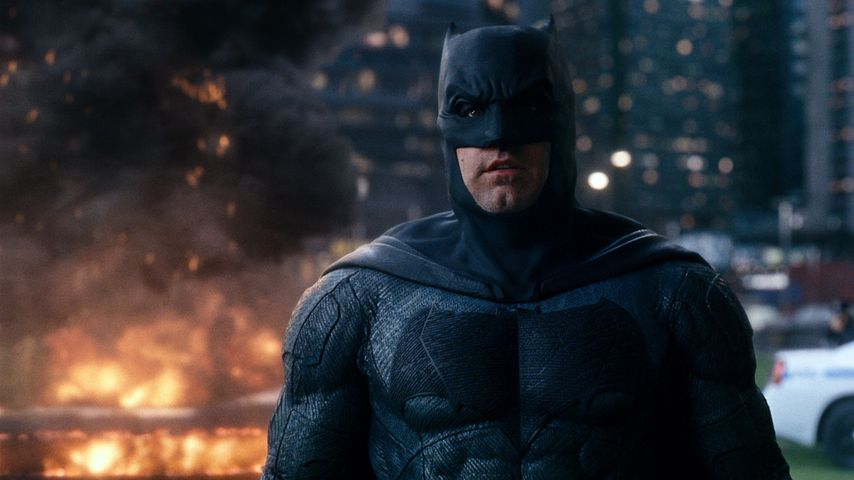 "Ben Affleck als Batman in ""Justice League"""