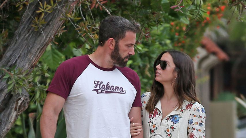 Ben Affleck und seine Freundin Ana de Armas, Juni 2020