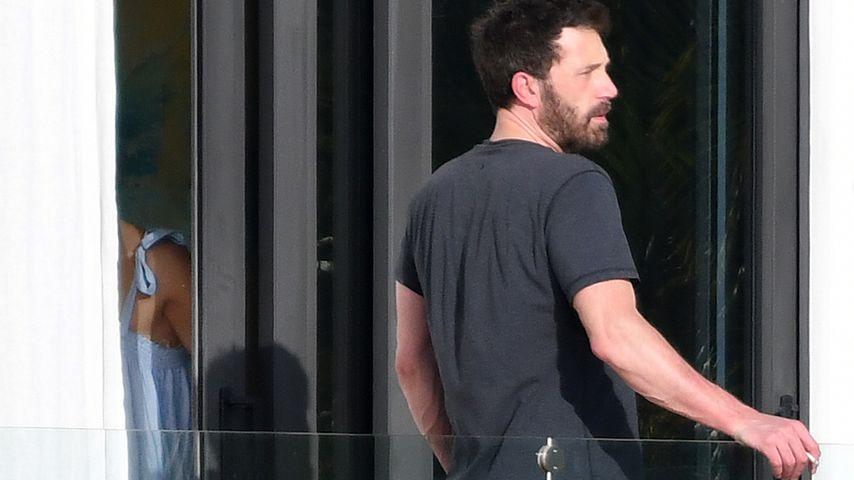 Ben Affleck in Miami im Mai 2021