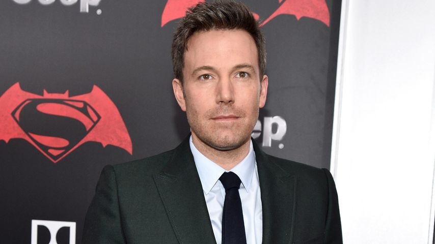 "Ben Affleck bei einem ""Batman v Superman: Dawn of Justice""-Event"