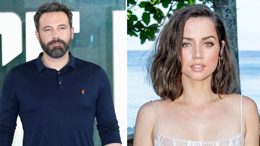Nicht Ex Jennifer: Ben Affleck datet stattdessen diese Frau