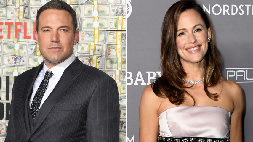 Ben Afflecks Flirt mit J.Lo: Ex Jen Garner juckt es nicht!