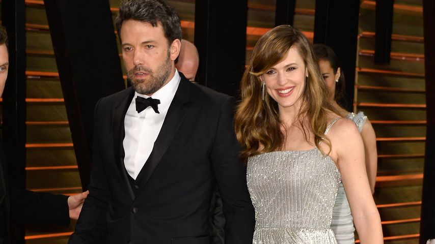 Ben Affleck und Jennifer Garner in Hollywood