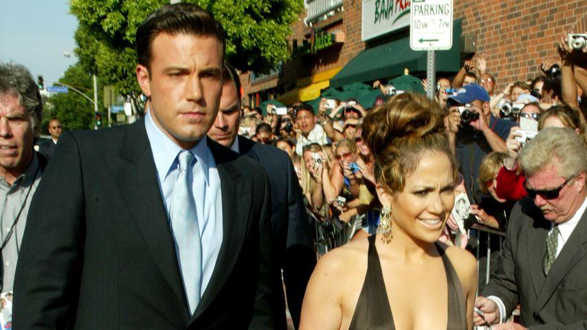 17 Jahre nach Trennung: Ben Affleck denkt immer noch an J.Lo