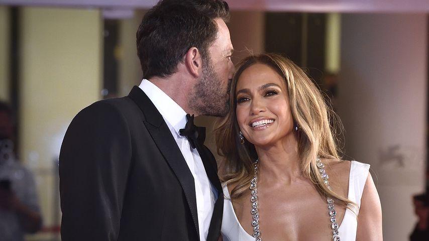 """""""Ich bewundere sie!"""": So süß schwärmt Ben Affleck von J.Lo"""