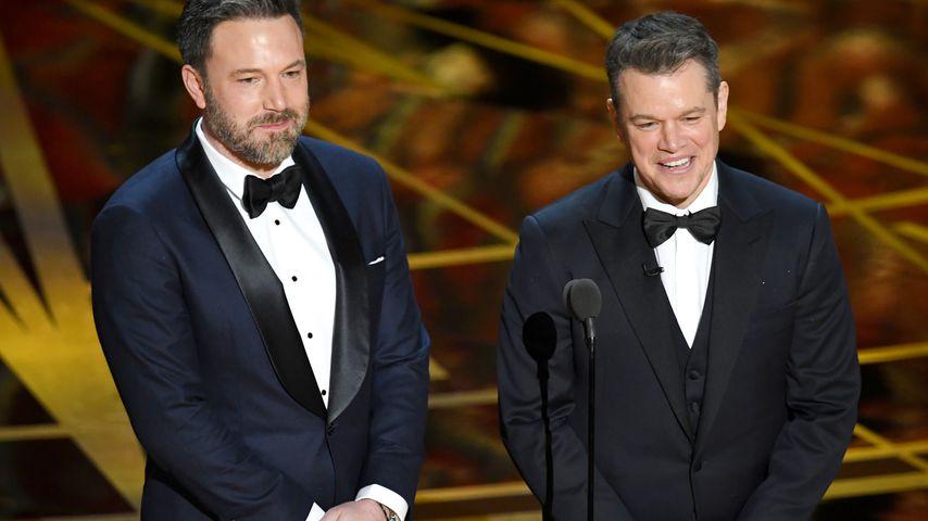 Ben Affleck und Matt Damon bei den Academy Awards 2017