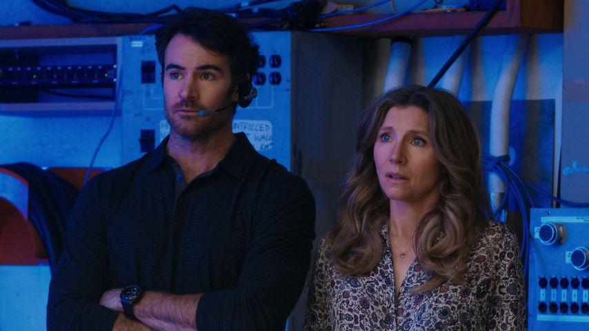 """Ben Lawson (Johnny) und Sarah Chalke (Kate) in einer Szene von """"Immer für dich da"""""""
