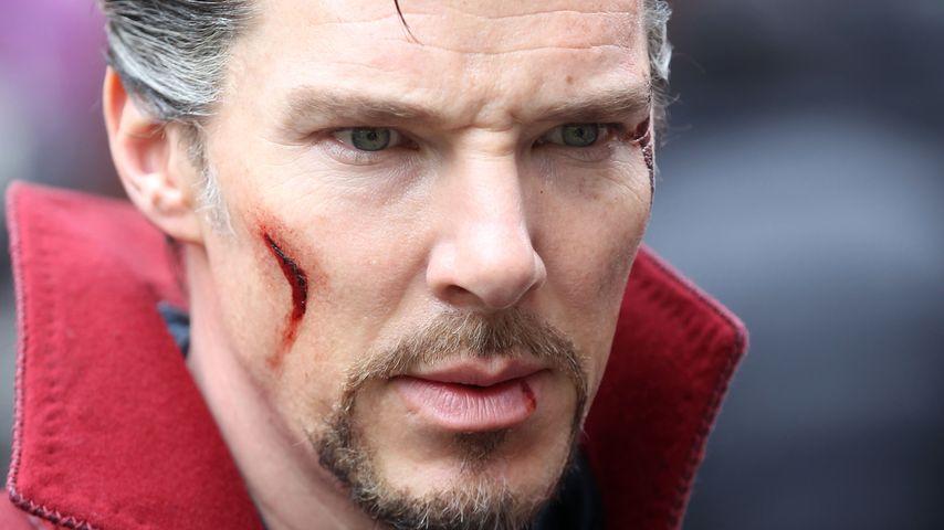 "Erster Trailer: Benedict Cumberbatch als ""Doctor Strange"""