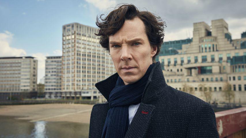 """Schock für Cumberbabes: Steht """"Sherlock"""" vor dem Serien-Aus?"""