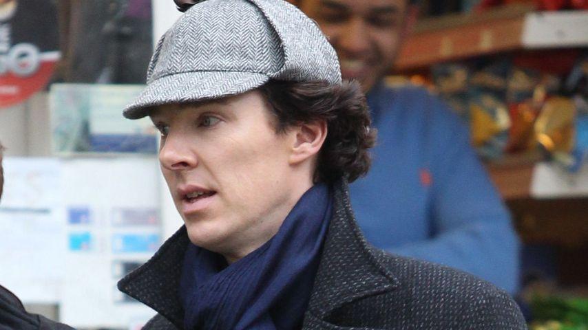Benedict Cumberbatch: 2 weitere Sherlock-Staffeln!