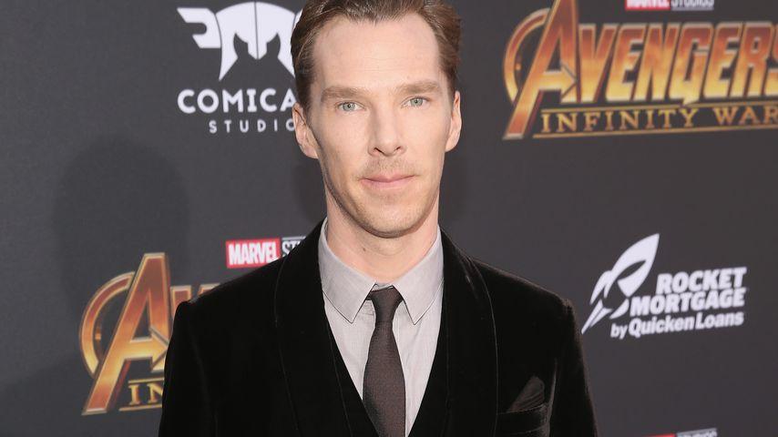 """Benedict Cumberbatch bei der Premiere von """"Avengers: Infinity War"""""""