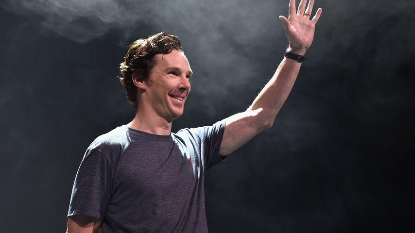 Benedict Cumberbatch: Ehe und Kind sind kein PR-Gag!