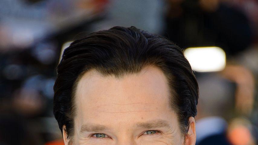 Benedict Cumberbatch: Ich und Neider? Quatsch!