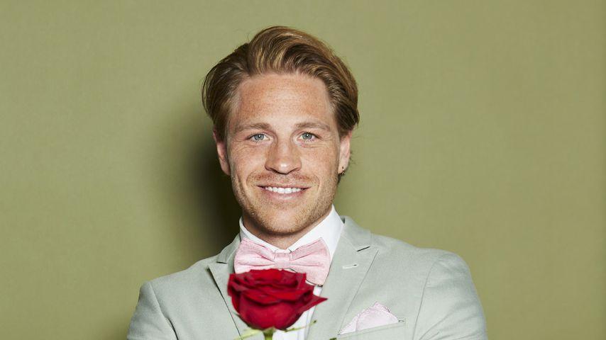 Bachelorette-Teilnehmer Benedikt Pfisterer