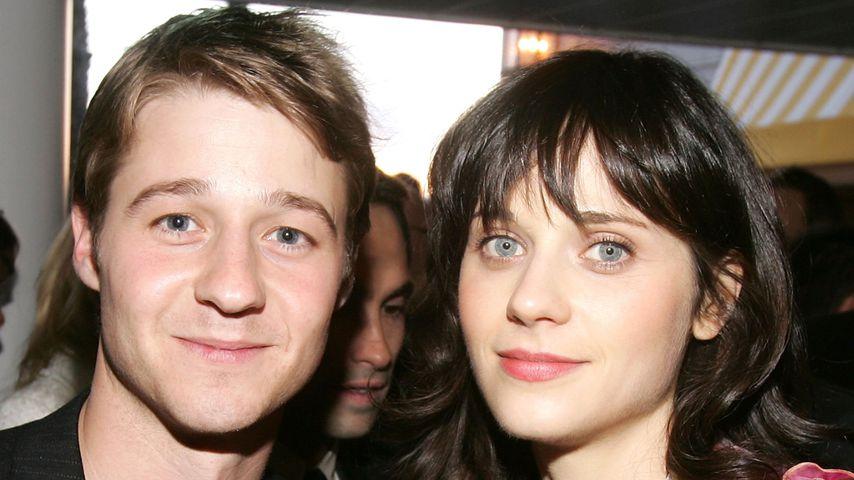 Benjamin McKenzie und Zooey Deschanel, 2005