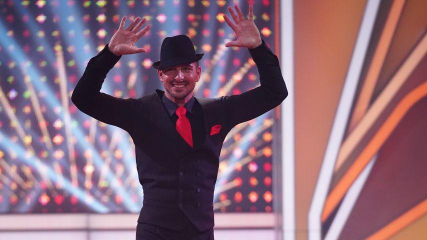 """Benjamin Piwko bei der """"Let's Dance""""-Kennenlernshow im März 2019"""