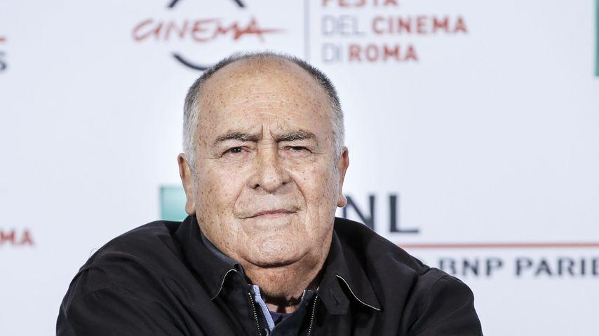 Bernardo Bertolucci, italienischer Regisseur