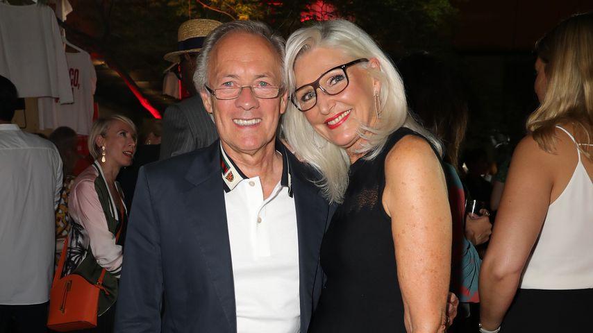 Bernd Wehmeyer und seine Frau Almuth