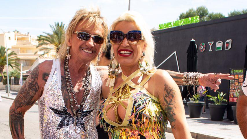 Bert Wollersheim und Ginger Costello-Wollersheim im Mai 2019
