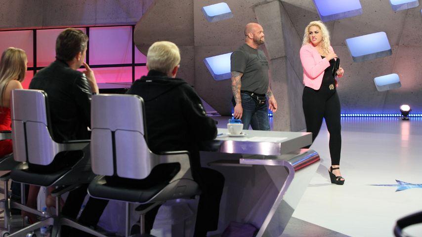 DSDS-Zoff mit Dieter: Bodyguard muss eingreifen!