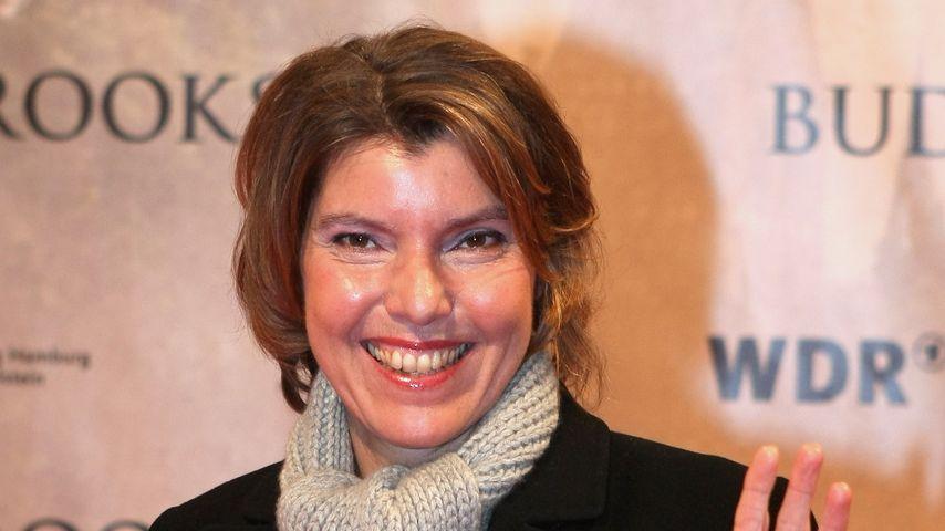 Bettina Böttinger bei einer Filmpremiere
