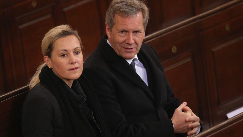 Bettina Wulff und Christian Wulff