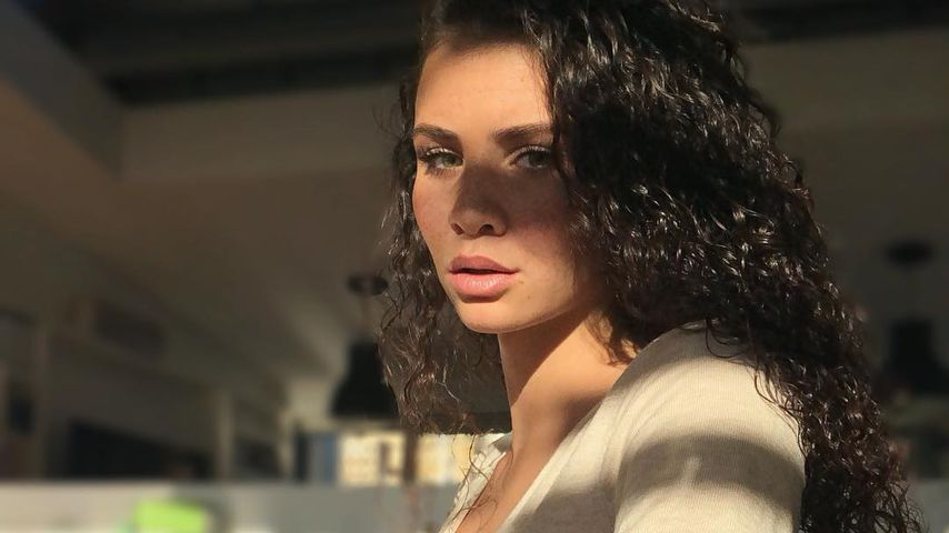 Betty Taube, Model