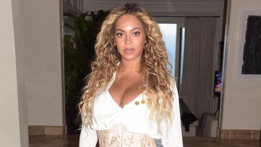 Beyoncé 6 Wochen nach der Geburt ihrer Zwillinge