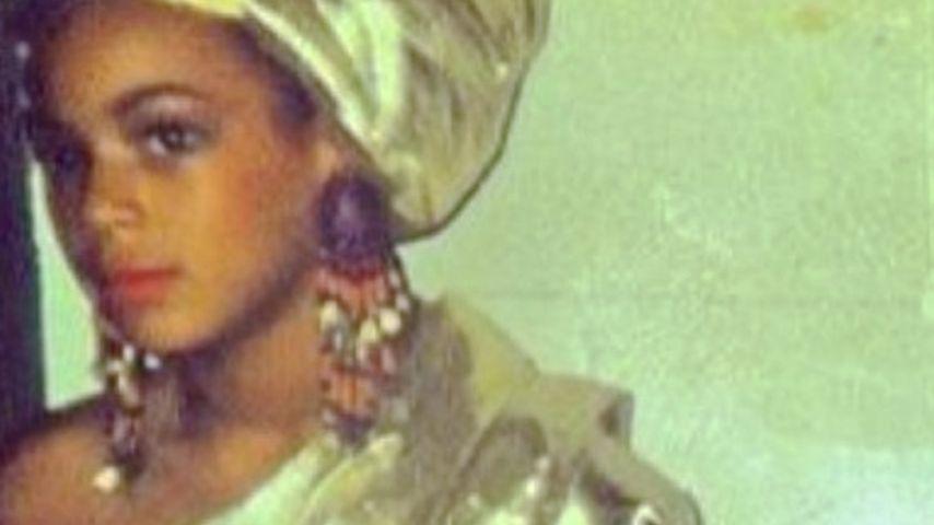 Ausgegraben: Das ist die kleine Beyoncé ganz groß