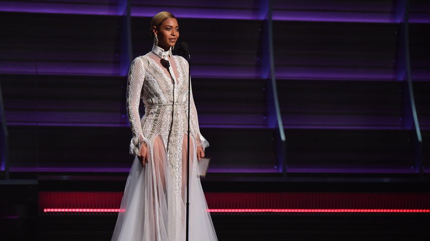 Beyonce bei den Grammy Awards 2016