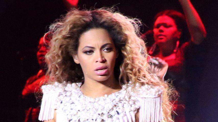 Zu viel für Beyoncé: Fan gibt ihr Klaps auf den Po