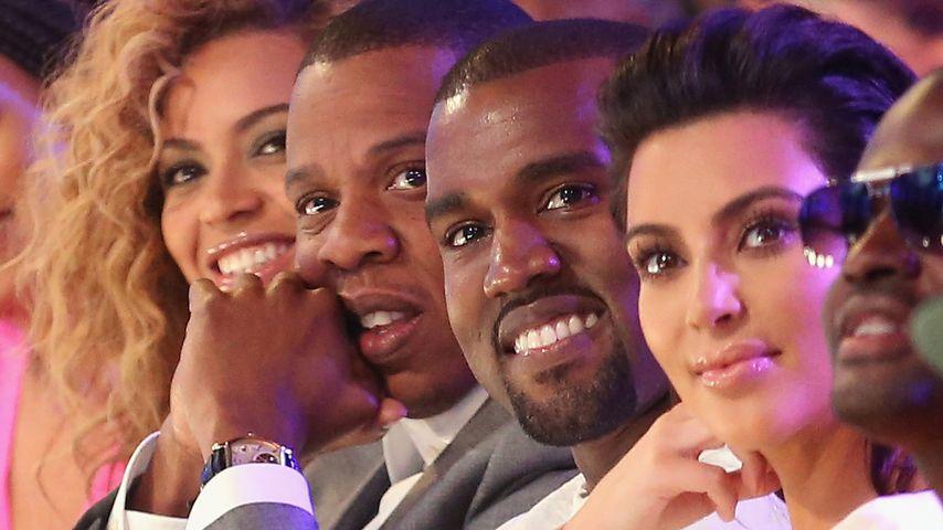 Nach Beyoncés Untreue-Song: Jetzt rappt Jay-Z über Affäre!