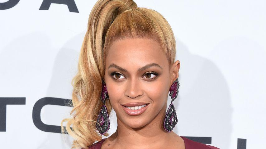 Beyoncé in New York im Oktober 2015